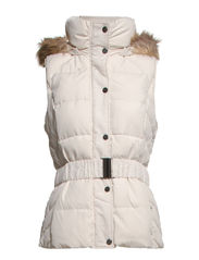 Vests outdoor woven - WHITE SAND