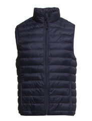 Vests outdoor woven - DARK NIGHT BLUE