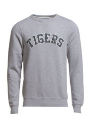 Sweatshirts - METAL GREY MELANGE