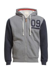 Sweatshirts cardigan - MEDIUM GREY MELANGE