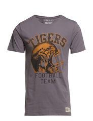 T-Shirts - LEDGE GREY