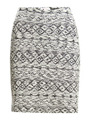 Skirts knitted - GUNMETAL