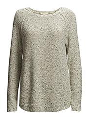 Sweaters - LIGHT BEIGE 3