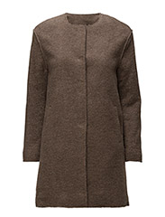 Coats woven - TAUPE 4