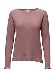 Sweaters - DARK OLD PINK 5