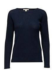 Sweaters - NAVY 5