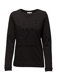 Sweatshirts - GUNMETAL