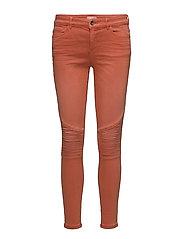 Pants woven - TERRACOTTA