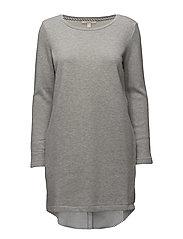 Dresses knitted - LIGHT GREY 5