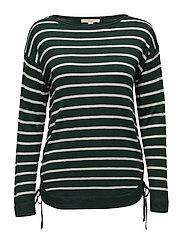 Sweaters - BOTTLE GREEN 2