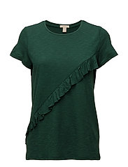 T-Shirts - BOTTLE GREEN