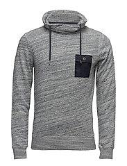 Sweatshirts - MEDIUM GREY