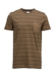 T-Shirts - BROWN