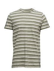 T-Shirts - DARK KHAKI