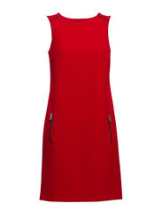Dresses woven - MISSION RED