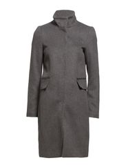 Coats woven - LIGHT GREY MELANGE