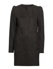 Coats woven - ANTHRACITE MELANGE