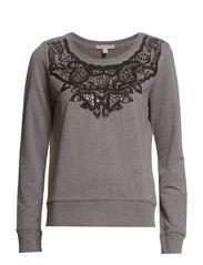 Sweatshirts - ASPHALT GREY MELANGE