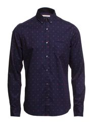 Shirts woven - DARK NIGHT BLUE