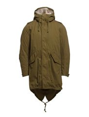 Jackets outdoor woven - BAMBOO