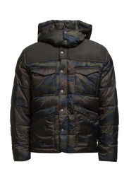 Jackets outdoor woven - GRASS SNAKE