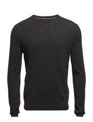 Sweaters - CARBON MELANGE