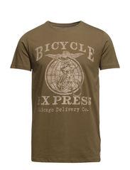 T-Shirts - GRASS SNAKE