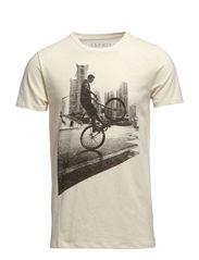 T-Shirts - NATURAL WHITE