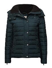 Jackets outdoor woven - DARK TEAL GREEN