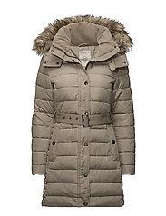 Coats woven - SKIN BEIGE