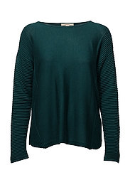 Sweaters - TEAL BLUE 4