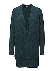 Sweaters cardigan - TEAL BLUE 5