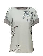 T-Shirts - LIGHT GREY 5