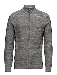 Sweaters - GUNMETAL