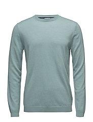 Sweaters - GREY BLUE