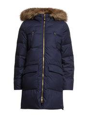 Coats woven - CINDER BLUE