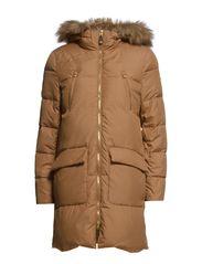 Coats woven - GOLDEN BEIGE