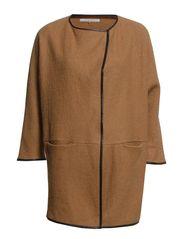 Jackets indoor woven - GINGER BEIGE
