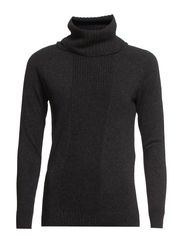 Sweaters - ANTHRACITE MELANGE