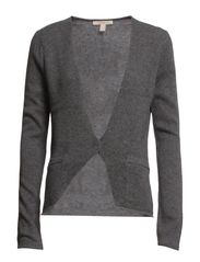 Sweaters cardigan - ANTHRACITE MELANGE