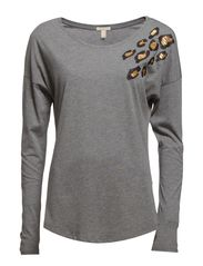 T-Shirts - ASPHALT GREY MELANGE