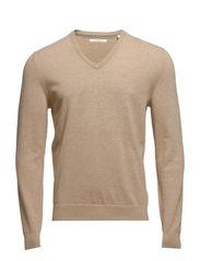 Sweaters - MAPLE BEIGE