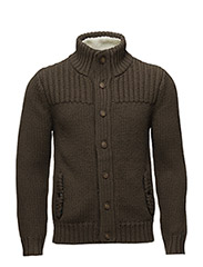 Sweaters cardigan - GRASS SNAKE