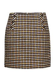 Skirts woven - HONEY YELLOW