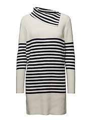 Dresses flat knitted - OFF WHITE