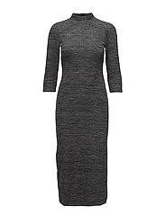 Dresses knitted - MEDIUM GREY 5