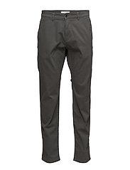 Pants woven - DARK GREY