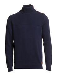 Sweaters - NIGHT LAKE BLUE