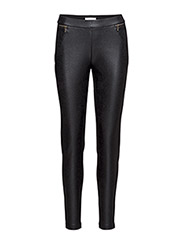 Pants knitted - BLACK 3