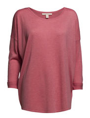 Sweaters - PINK DROP MELANGE